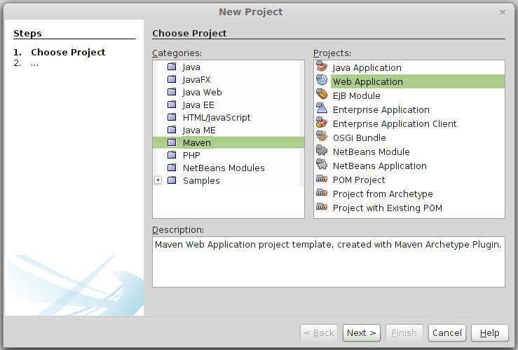 Setting up project in Netbeans | My Coding Pains