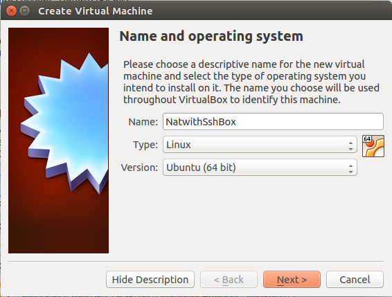 How to make virtualbox guest use its host's internet connection and